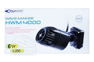 Resun Wave Maker 4000, 6 W/230 V / 1000 l/h - for aquariums up to 100 l