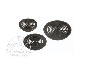 Aqua Medic round grate 40 mm black
