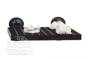 Aqua Medic frag board retaining plate 15x15cm