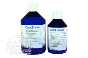 Korallenzucht Coral Snow trace elements