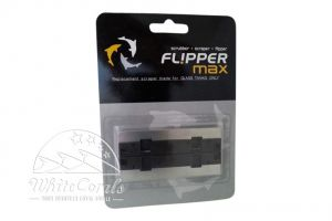 Flipper Replacement Blade Stainless Steel Max for Glass Aquariums
