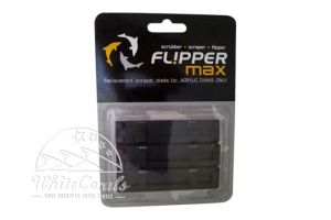Flipper Replacement Blades ABS Max for Acrylic Aquariums