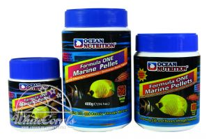 Ocean Nutrition Formula One Marine Soft-Pellet Small fish food