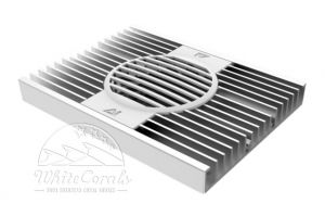 AquaIllumination Hydra HD LED lamp white / silver