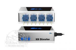 GHL Set KH Director & GHL Doser 2.1 SA, 4 Pumps, Black
