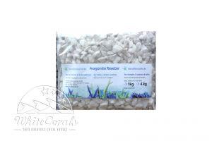 Korallenzucht Aragonit Reactor