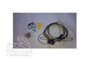 Maxspect RSX Seilaufhaengung