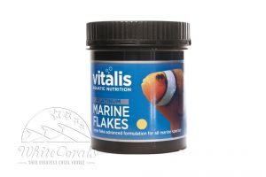 New Era/Vitalis Platinum Marine Flakes fish food
