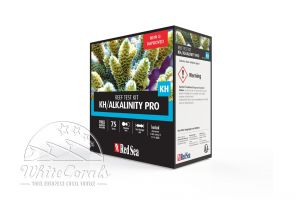 Red Sea KH/Alkalinity Pro Test Kit (75 tests)