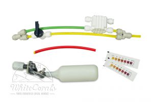 Spectrapure Low Waste Manual Flush Valve Kit 180 GPD Spülventil