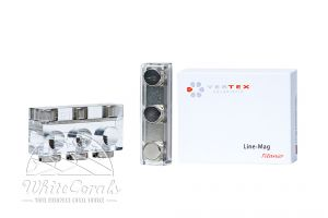 Vertex SensorMag Titanio XD, 2 x 12mm & 1 x 15mm Sensor Halterung