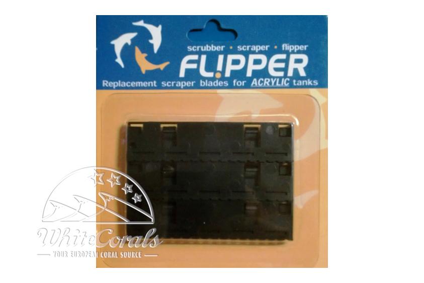 Flipper Ersatzklinge ABS Standard für Acrylbecken