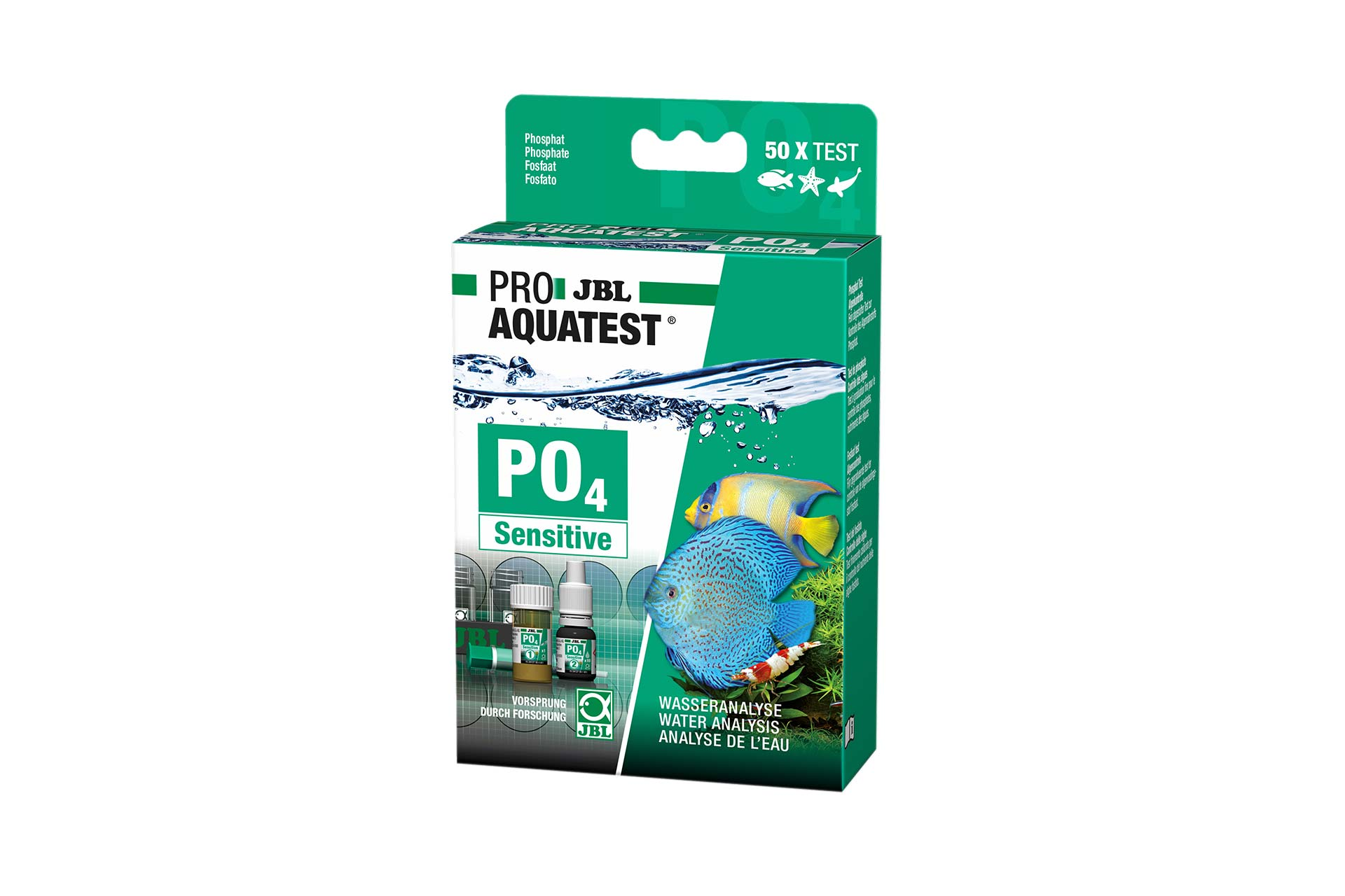 JBL Phosphat Test-Set sensitiv (PO4)