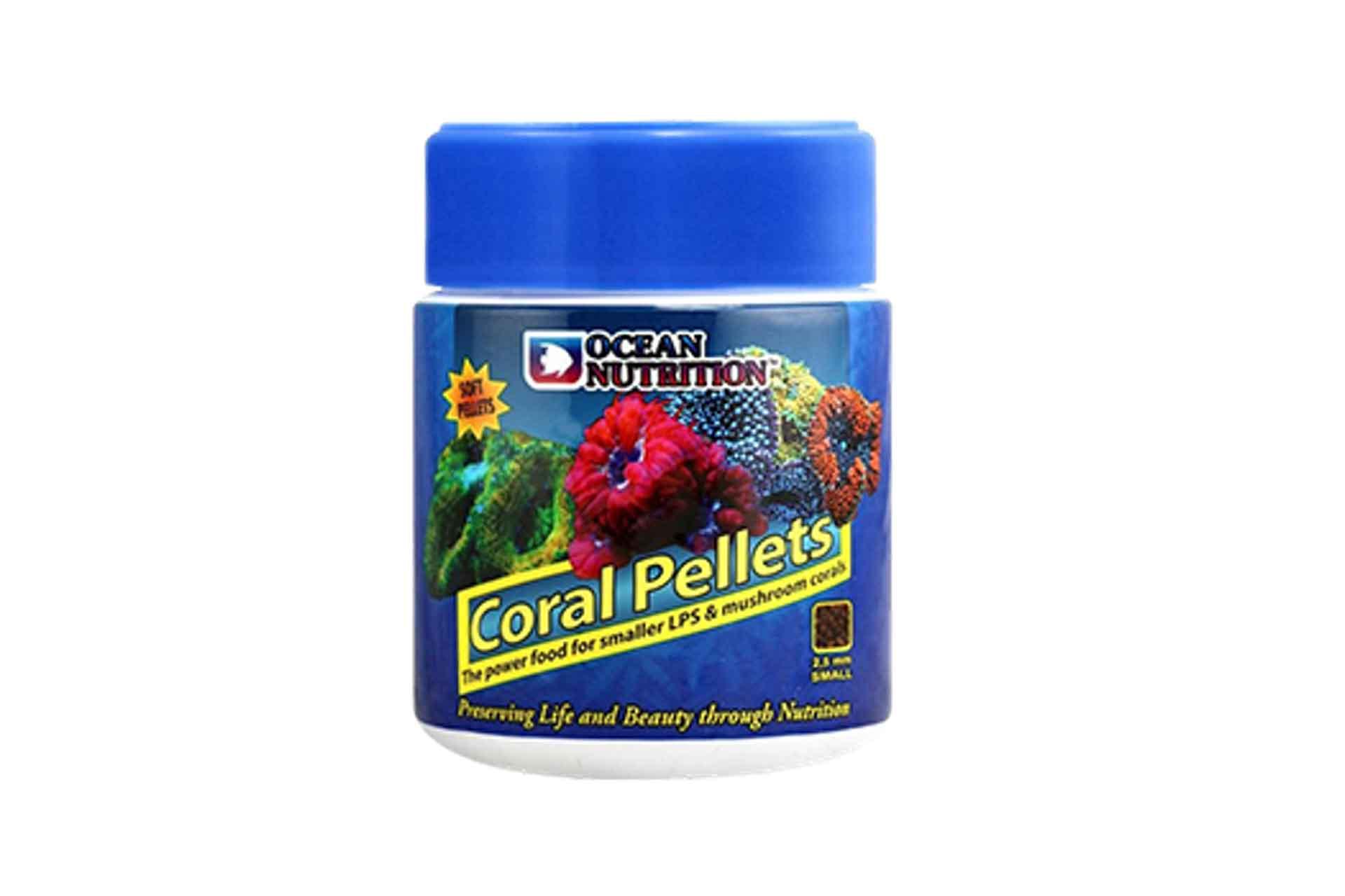 Ocean Nutrition Coral Pellets 100 g