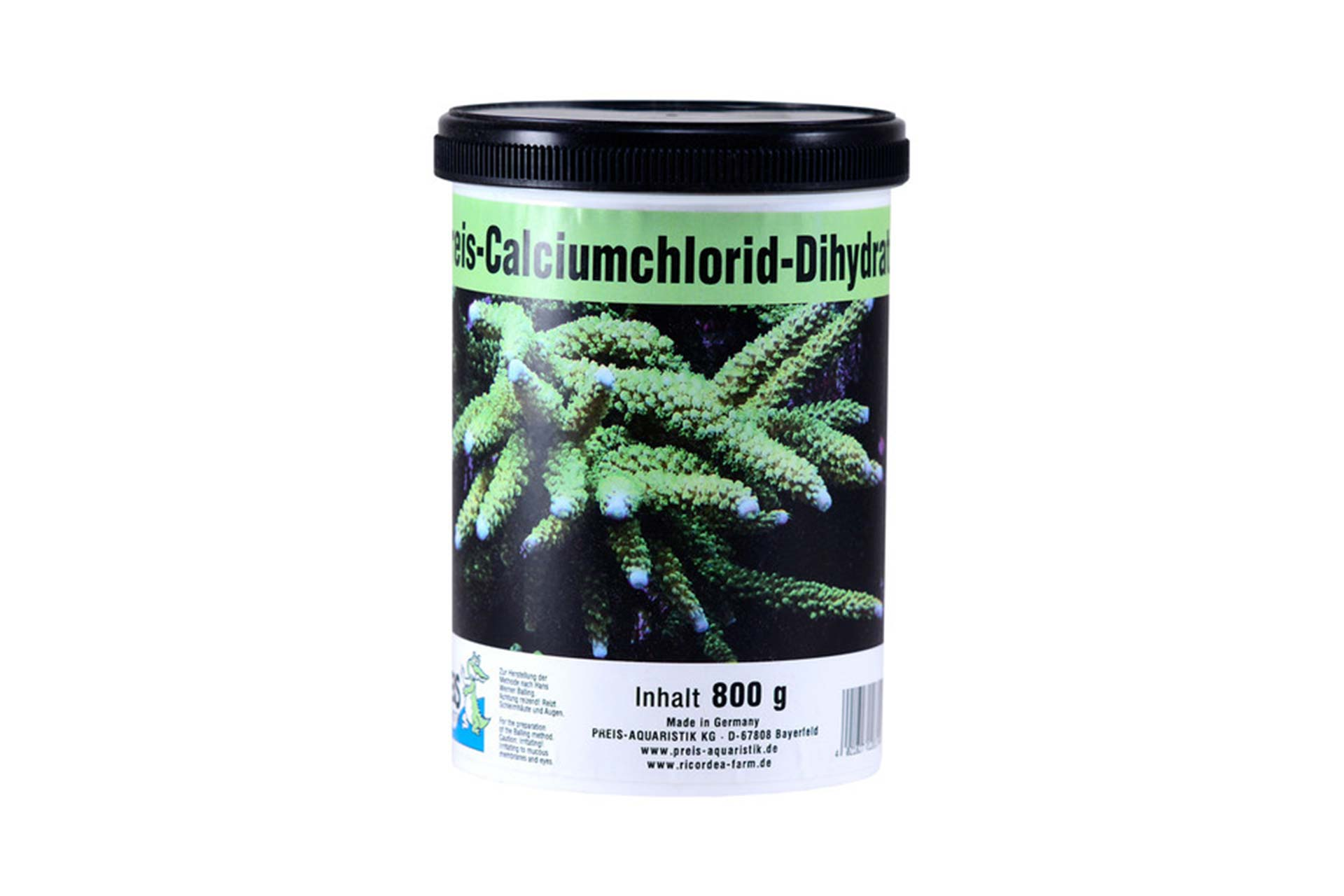 Preis Calciumchlorid-Dihydrat 800g