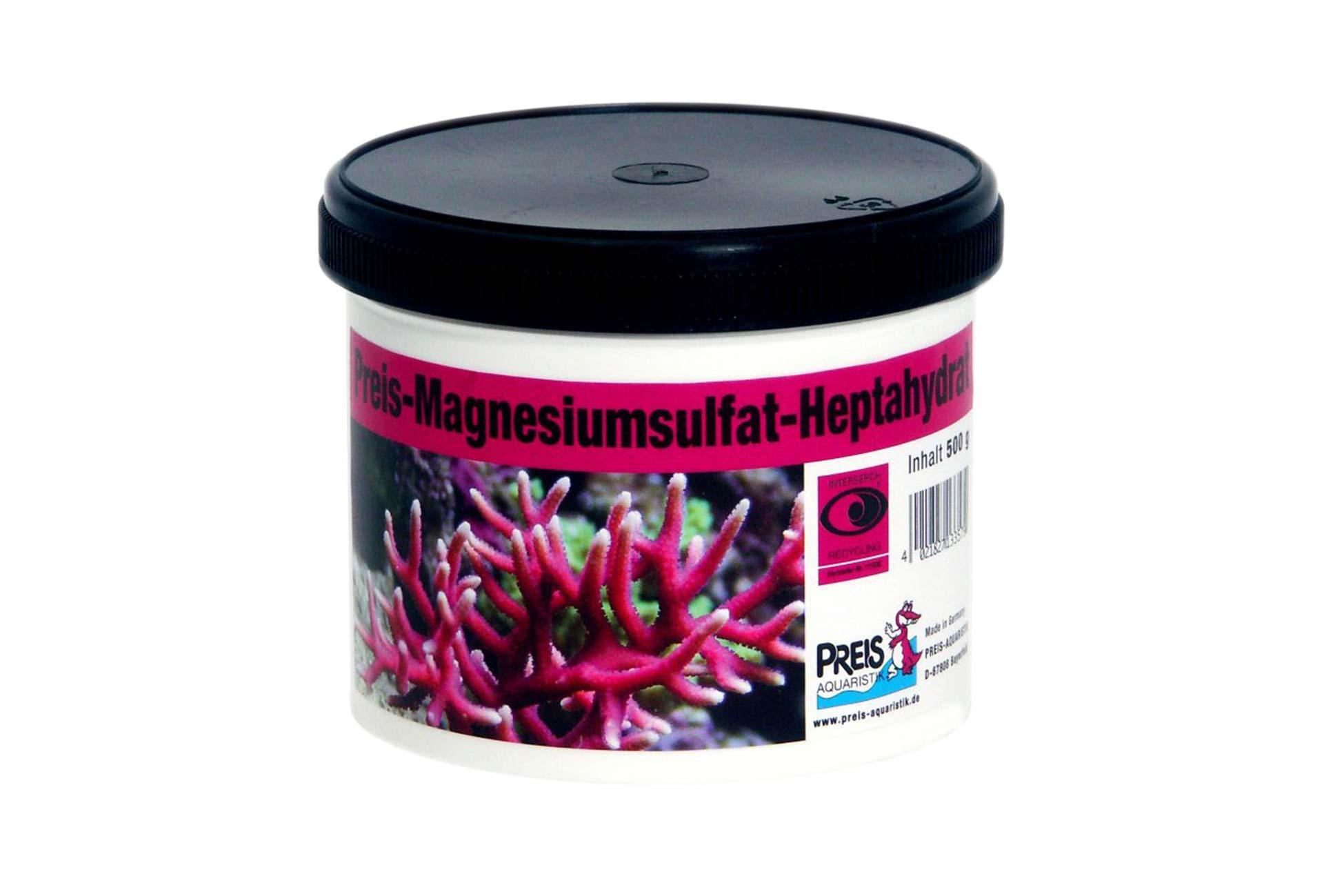 Preis Magnesium-Sulfat Heptahydrat 450g