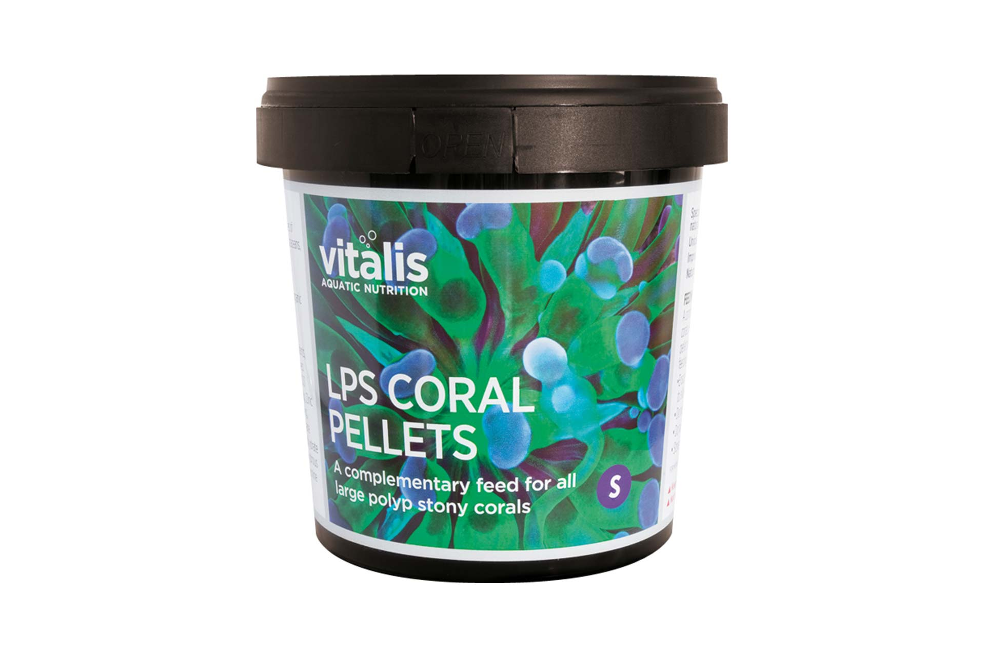 New Era/Vitalis LPS Coral Food 1,5mm 50g fish food