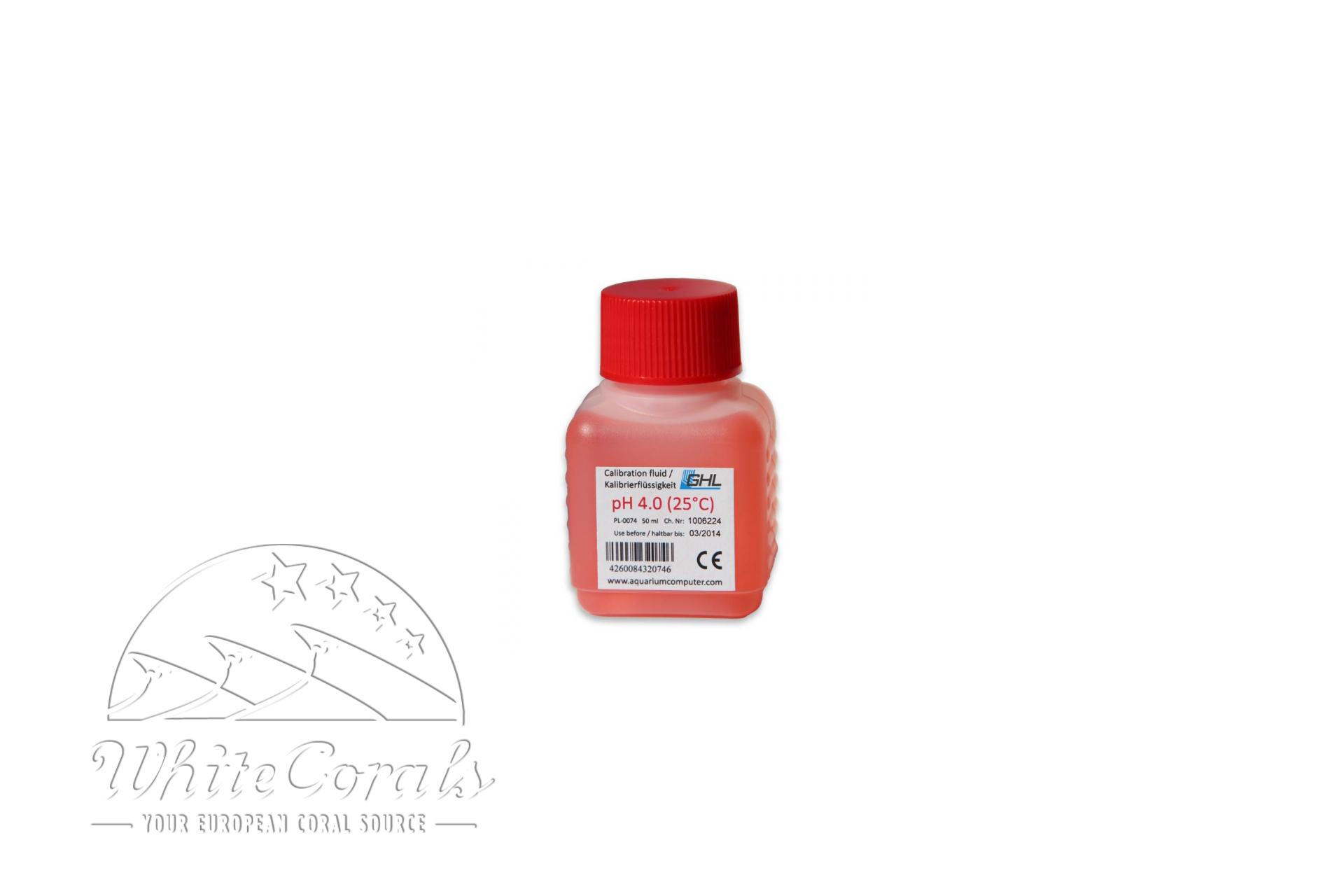 GHL Kalibrierflüssigkeit pH4