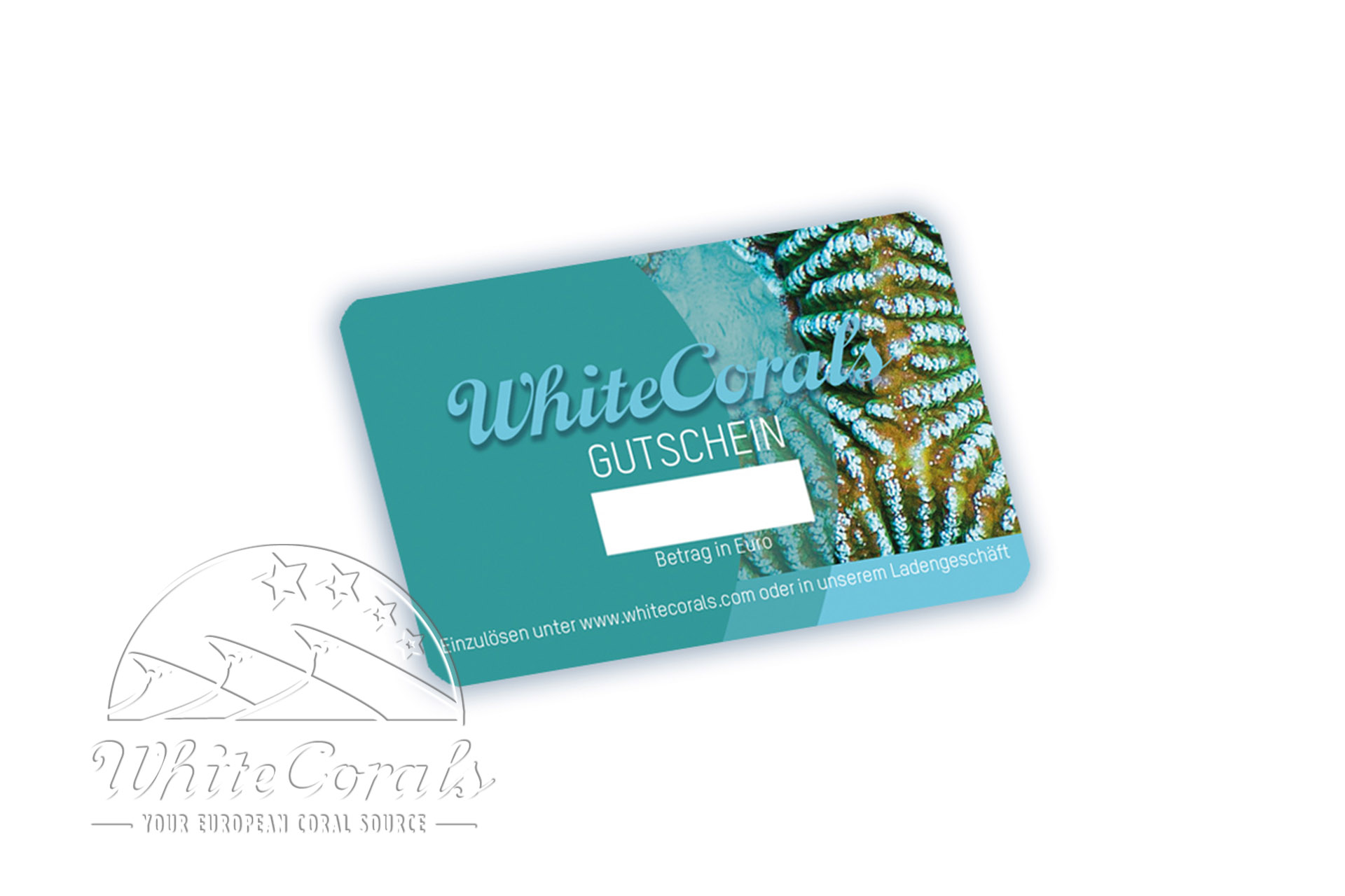 Gift card - variable