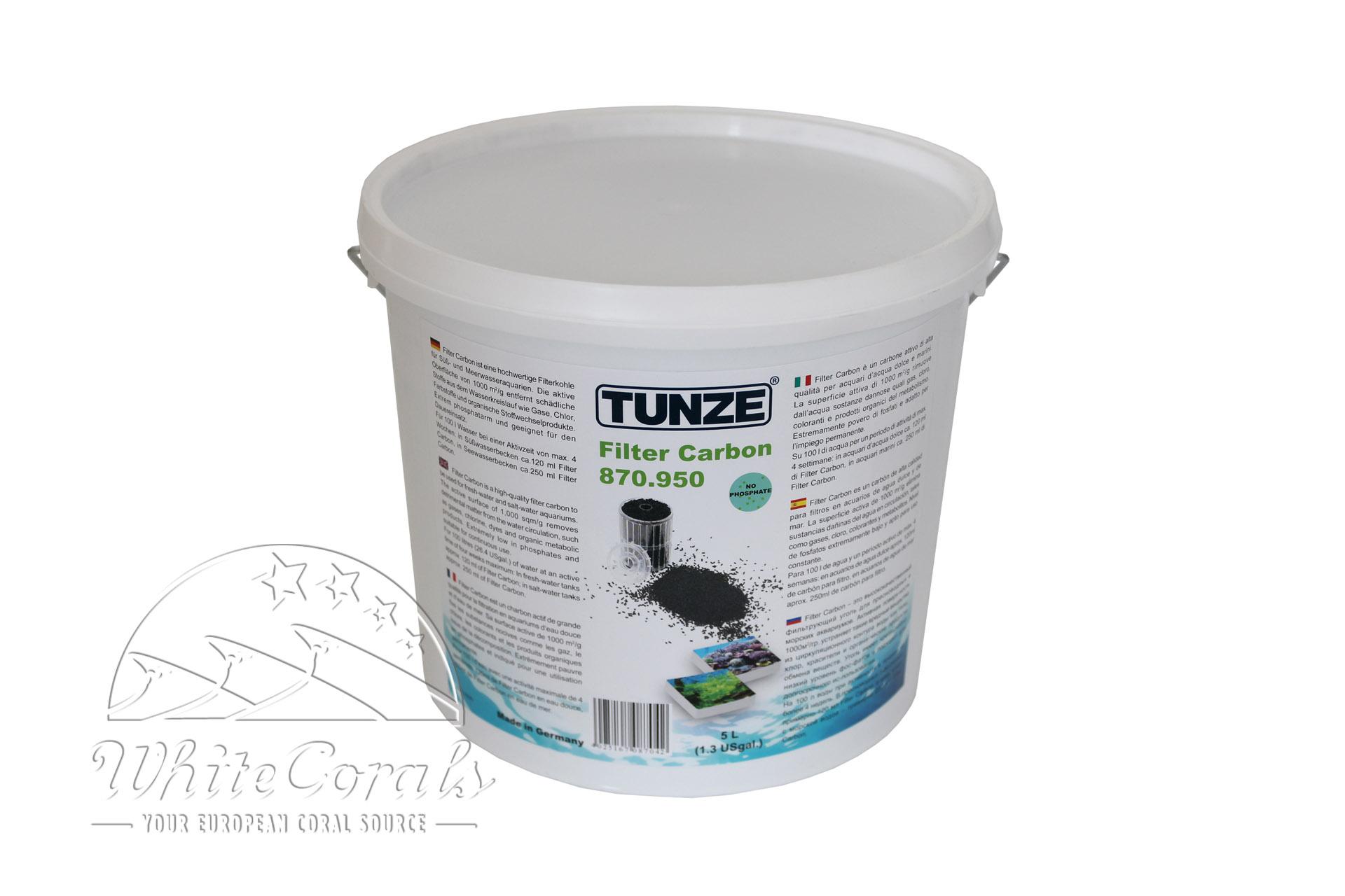 Tunze Filter Carbon 5 Liter Eimer