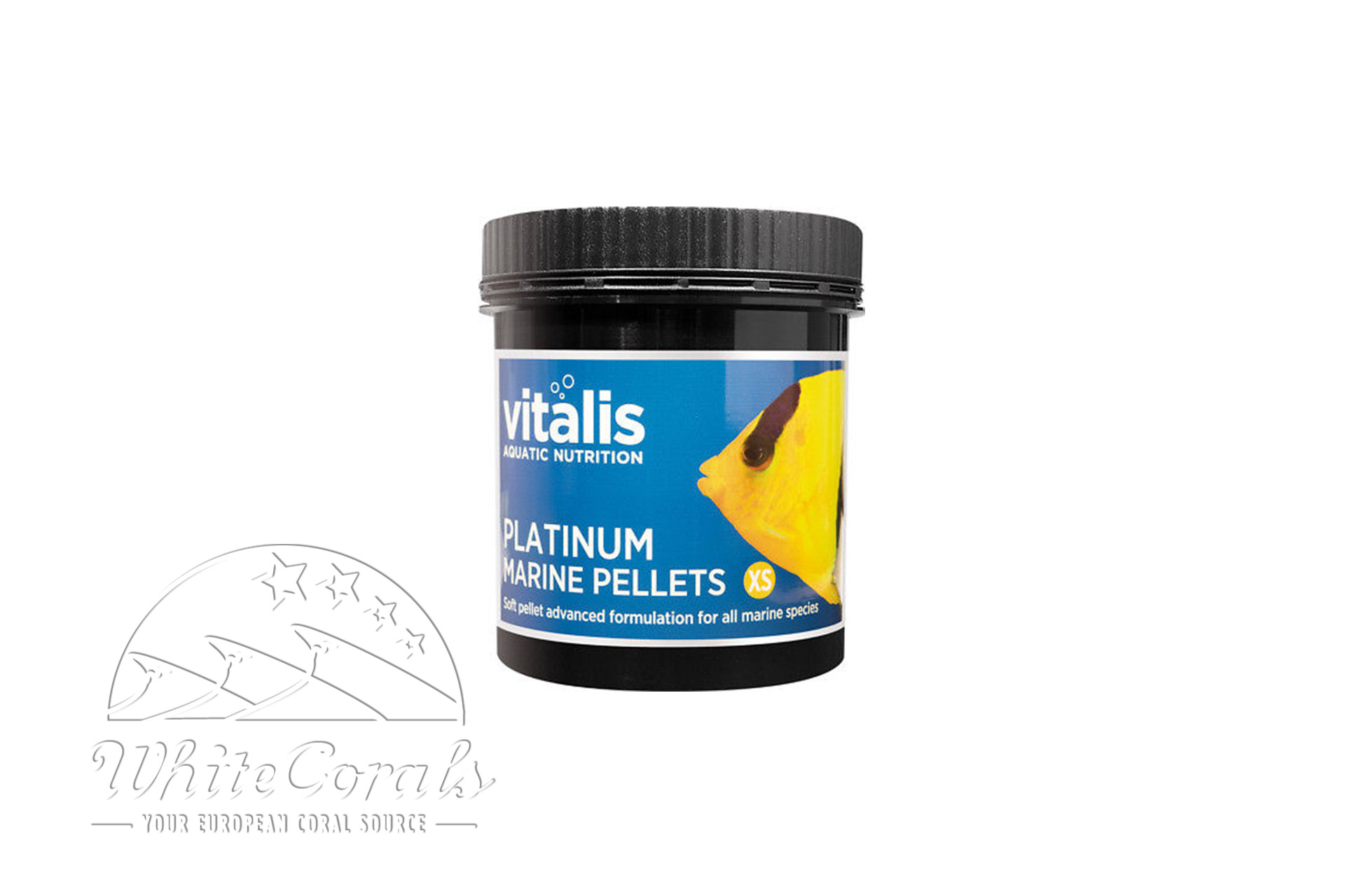 New Era/Vitalis Platinum Marine Pellets XS/1mm 60g fish food