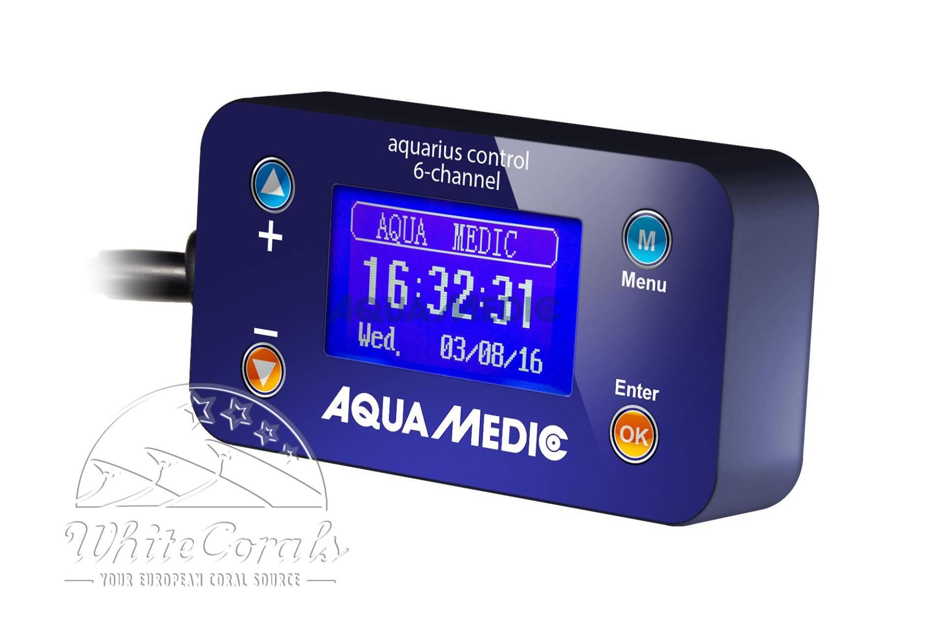 Aqua Medic aquarius control Lichtsteuerung