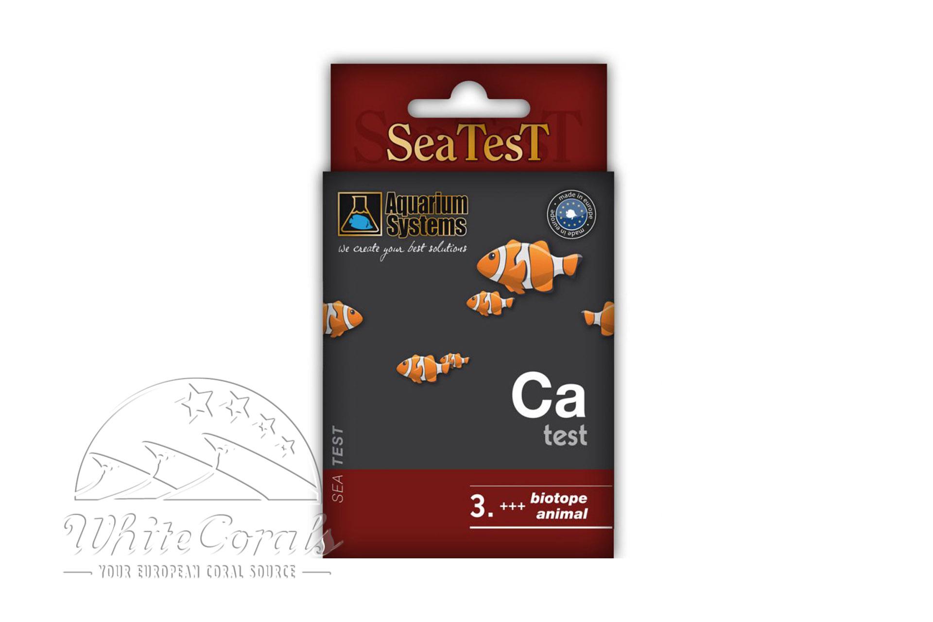 Aquarium Systems Reef Evolution Wassertest Calcium