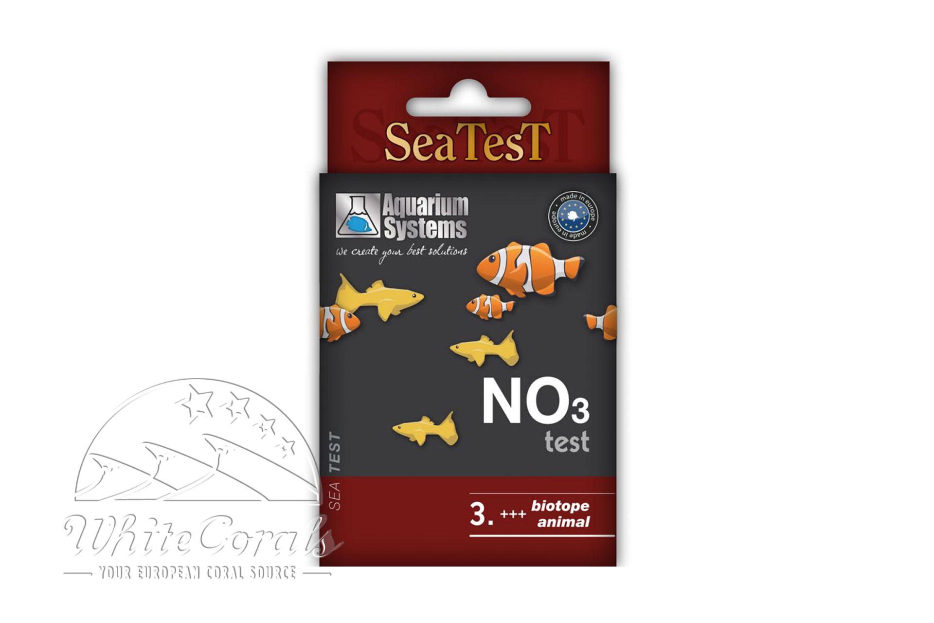 Aquarium Systems Reef Evolution Wassertest Nitrat