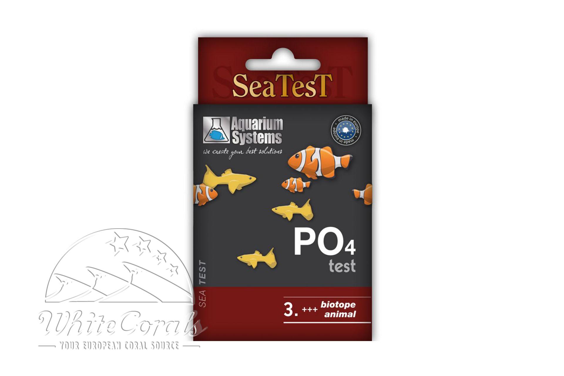 Aquarium Systems Reef Evolution Water Test Phosphate Buy Online