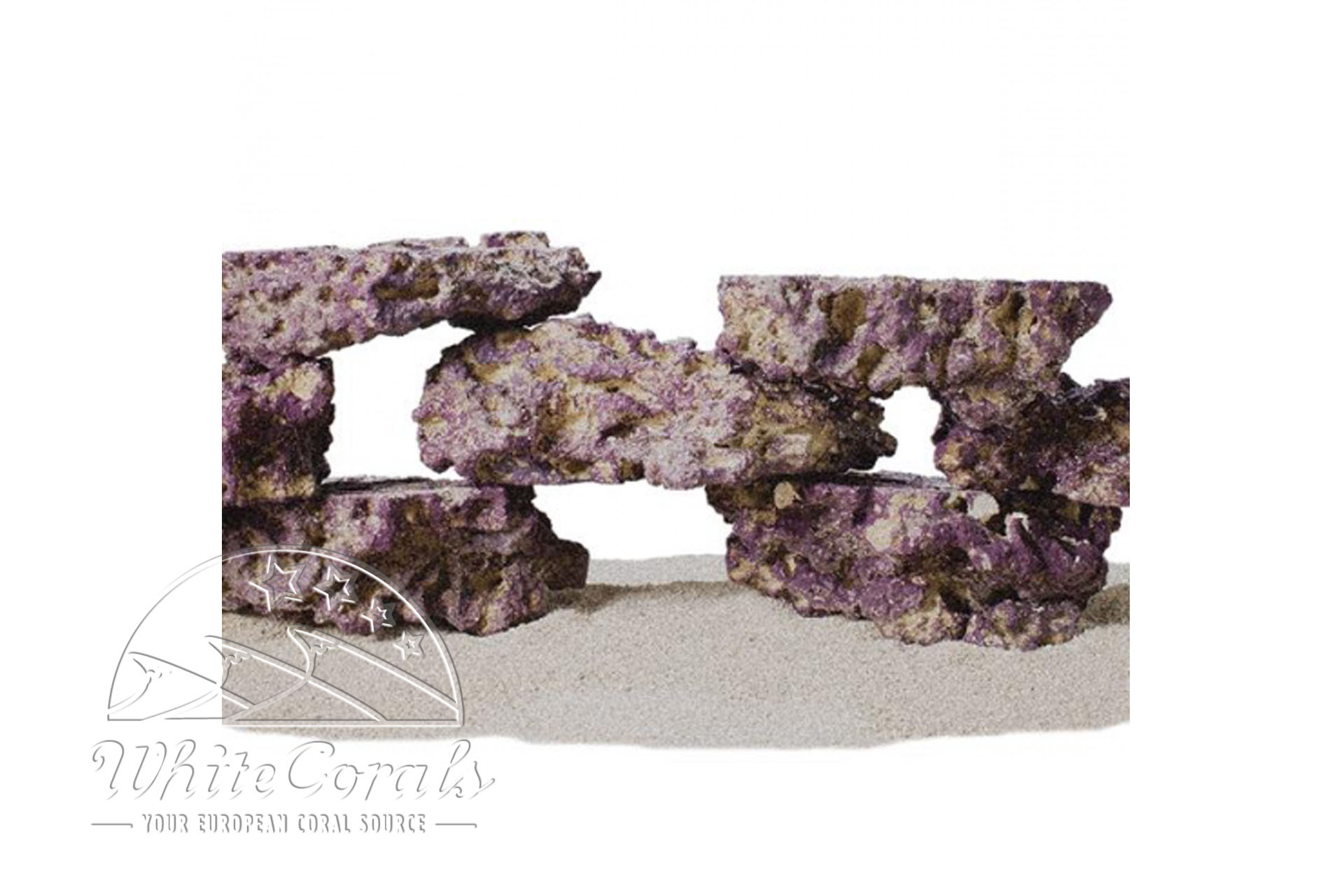 CaribSea Life Rock Shelf Rock 18,14 kg Lebendgestein