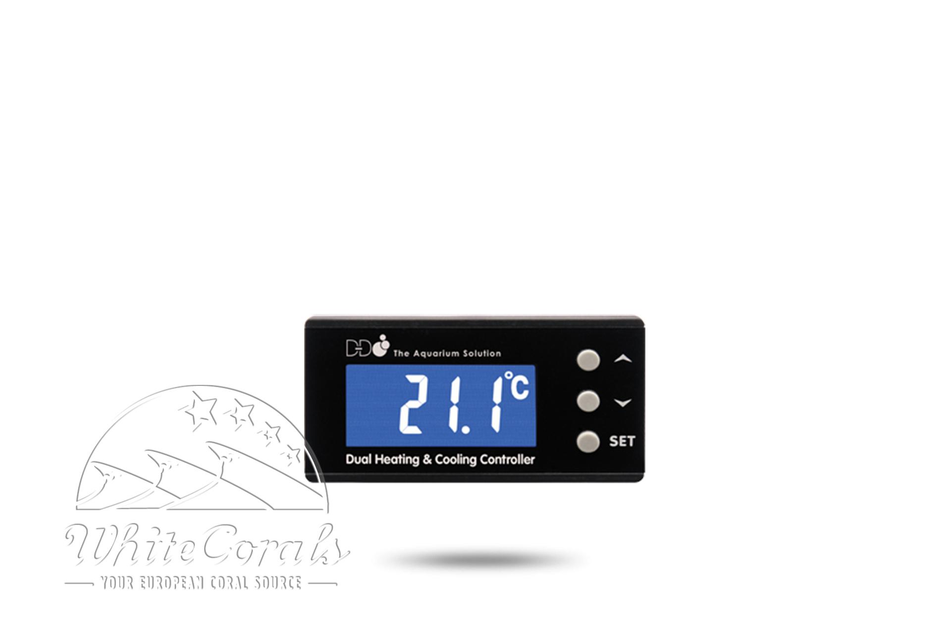 D-D Heating and cooling regulator
