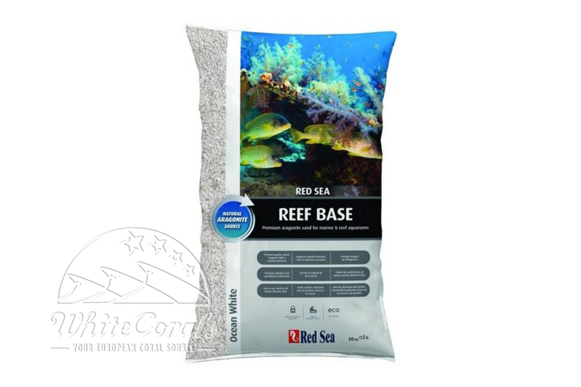 Red Sea Reef Base Live Sand Ocean White Lebendsand 0,25 - 1mm 10kg