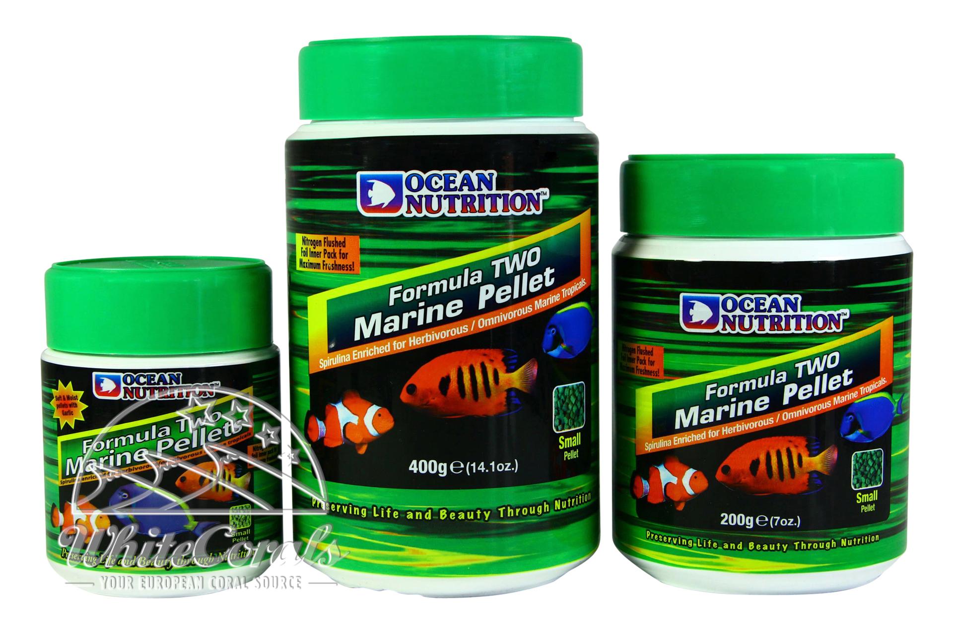Ocean Nutrition Formula Two Marine Soft-Pellet Small