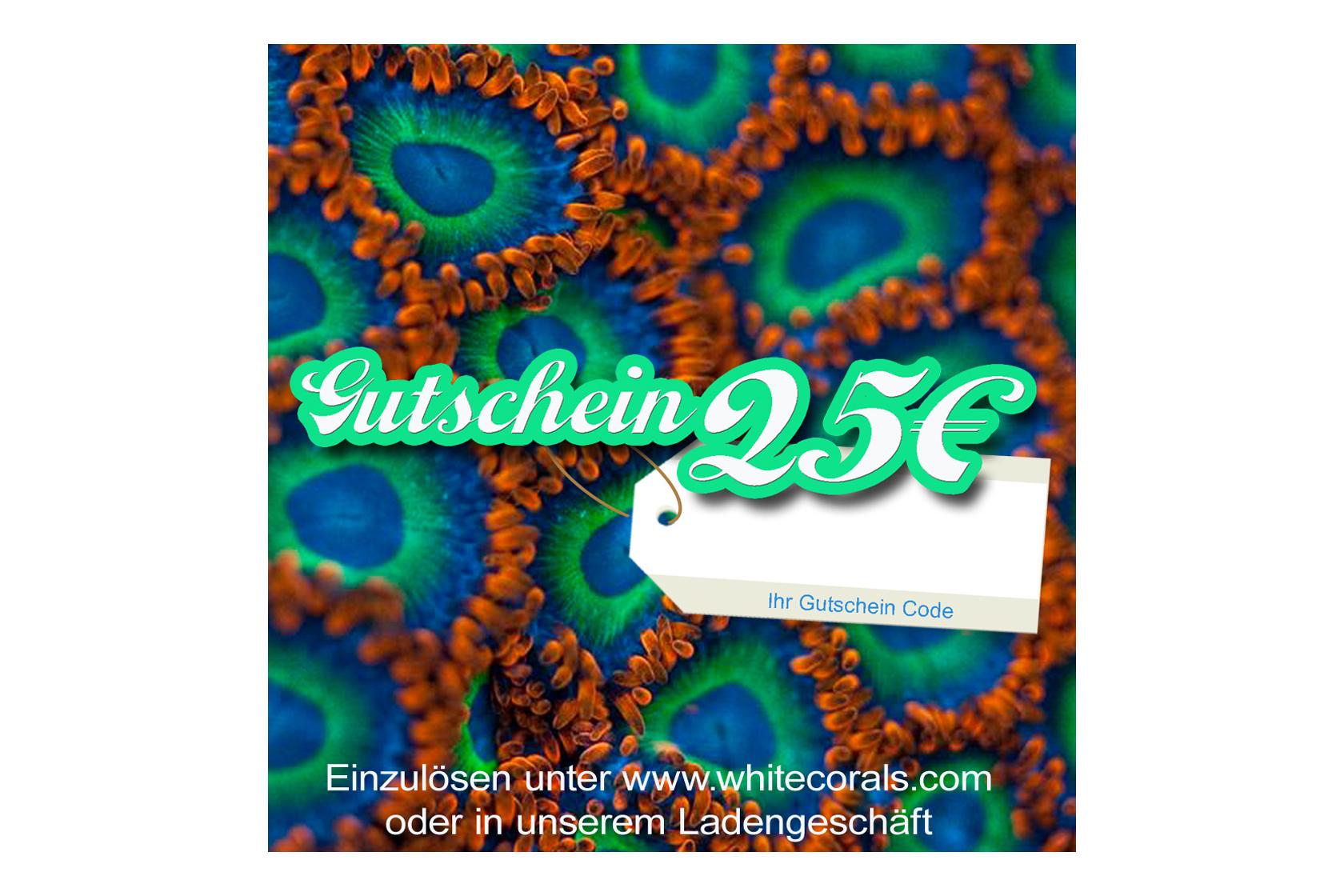 25EUR Gift card - buy online