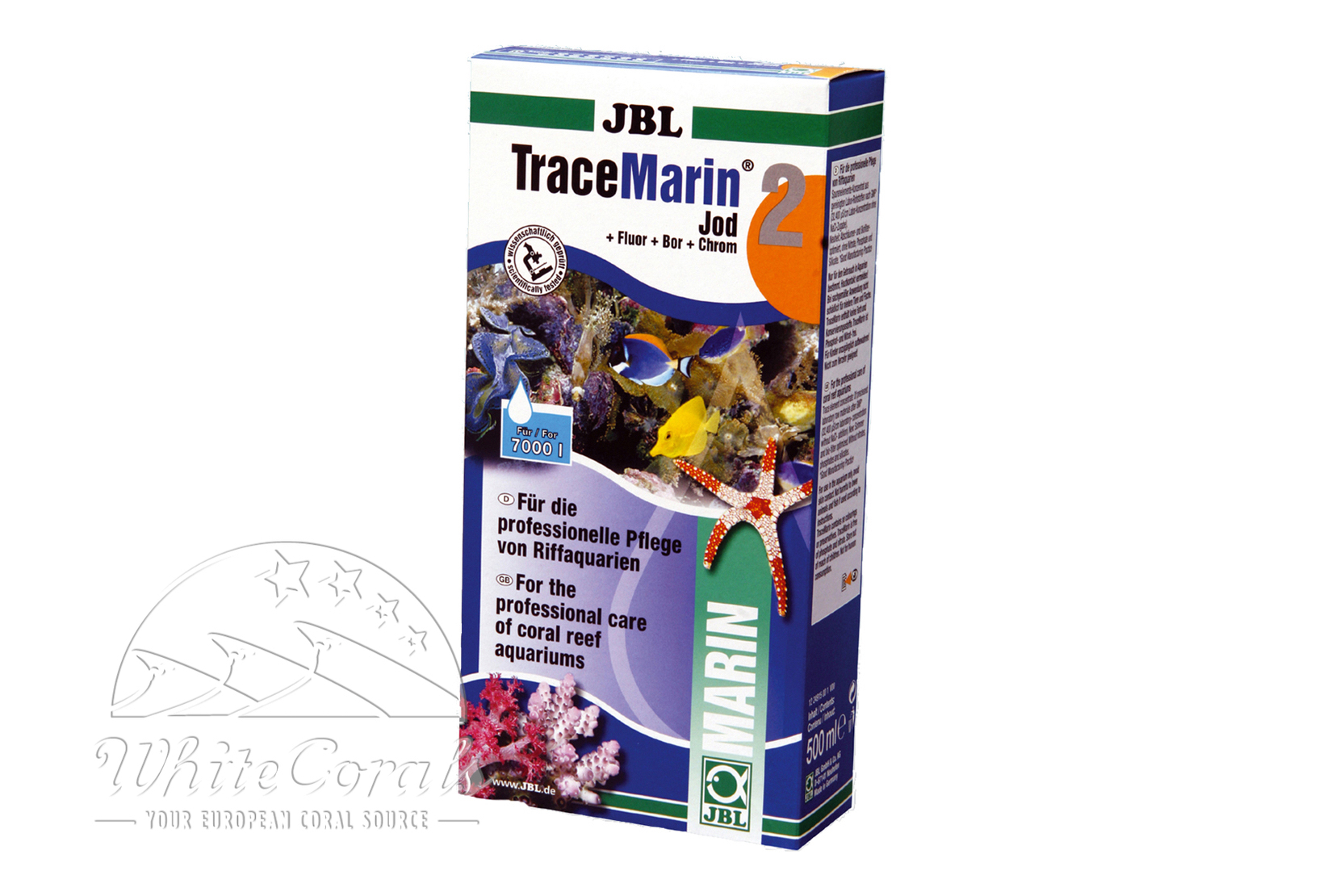JBL TraceMarin 2 Iodine supplement 500 ml - buy online