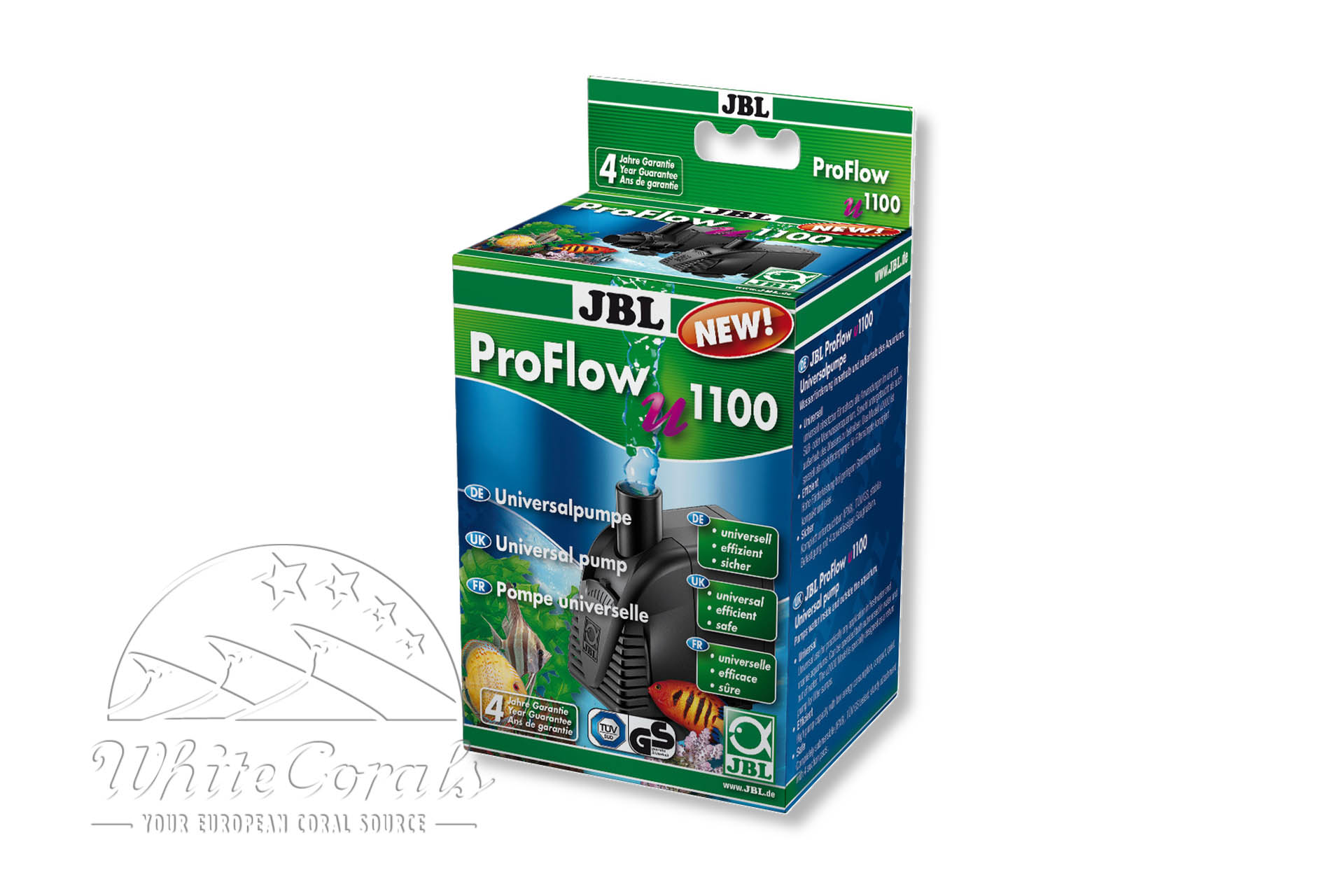 JBL ProFlow u1100 Universalpumpe