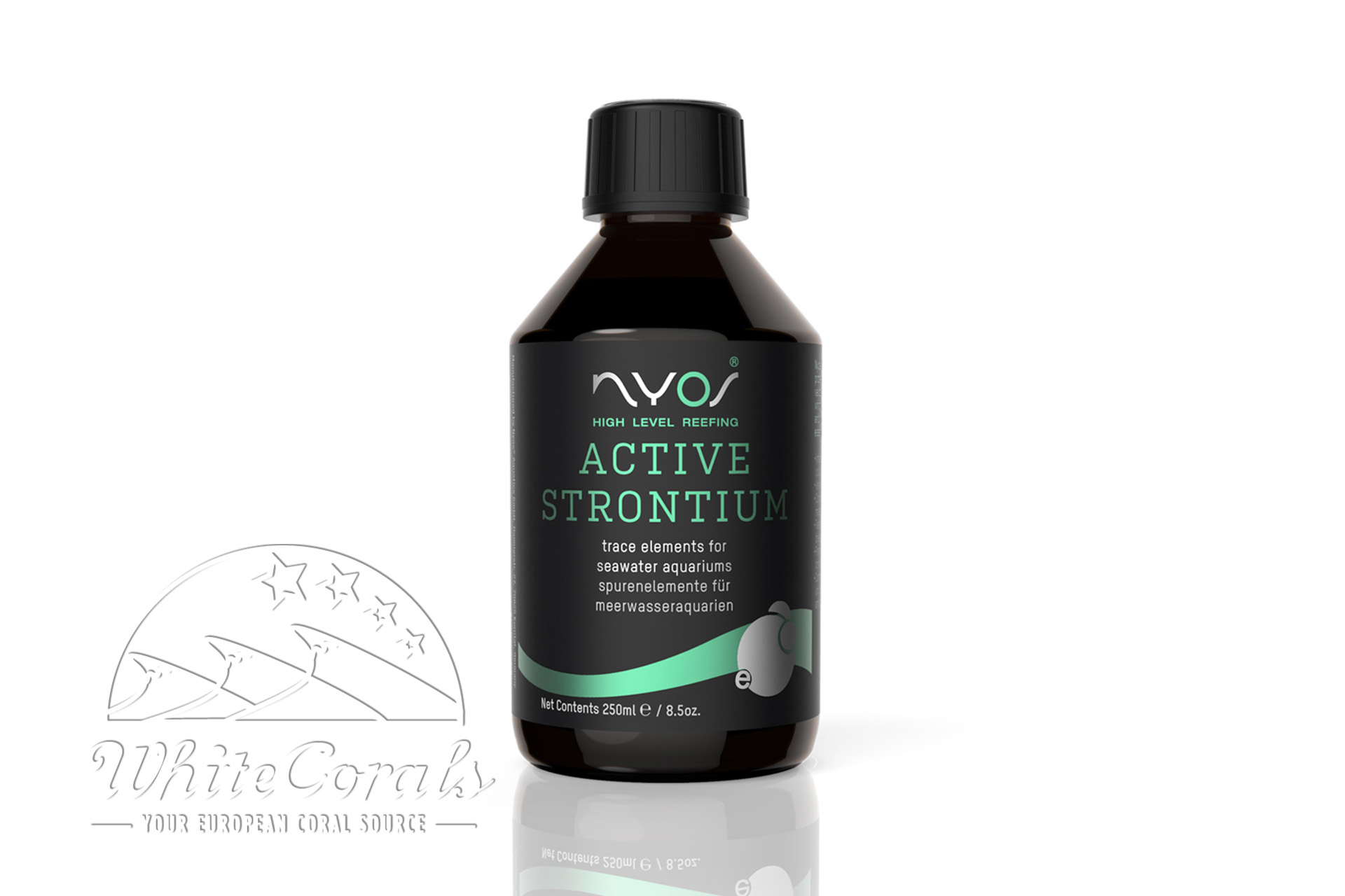 Nyos Active Strontium 250 ml trace elements