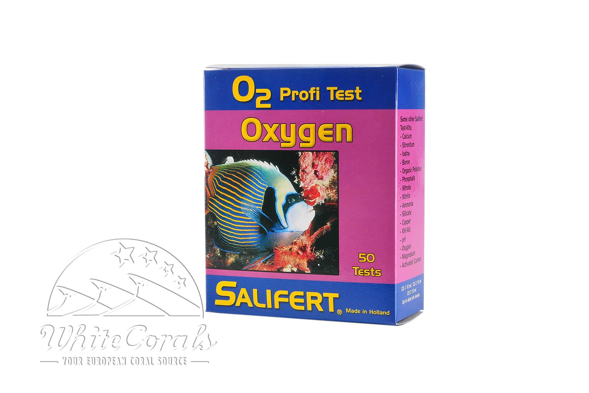 Salifert Oxygen Wassertest