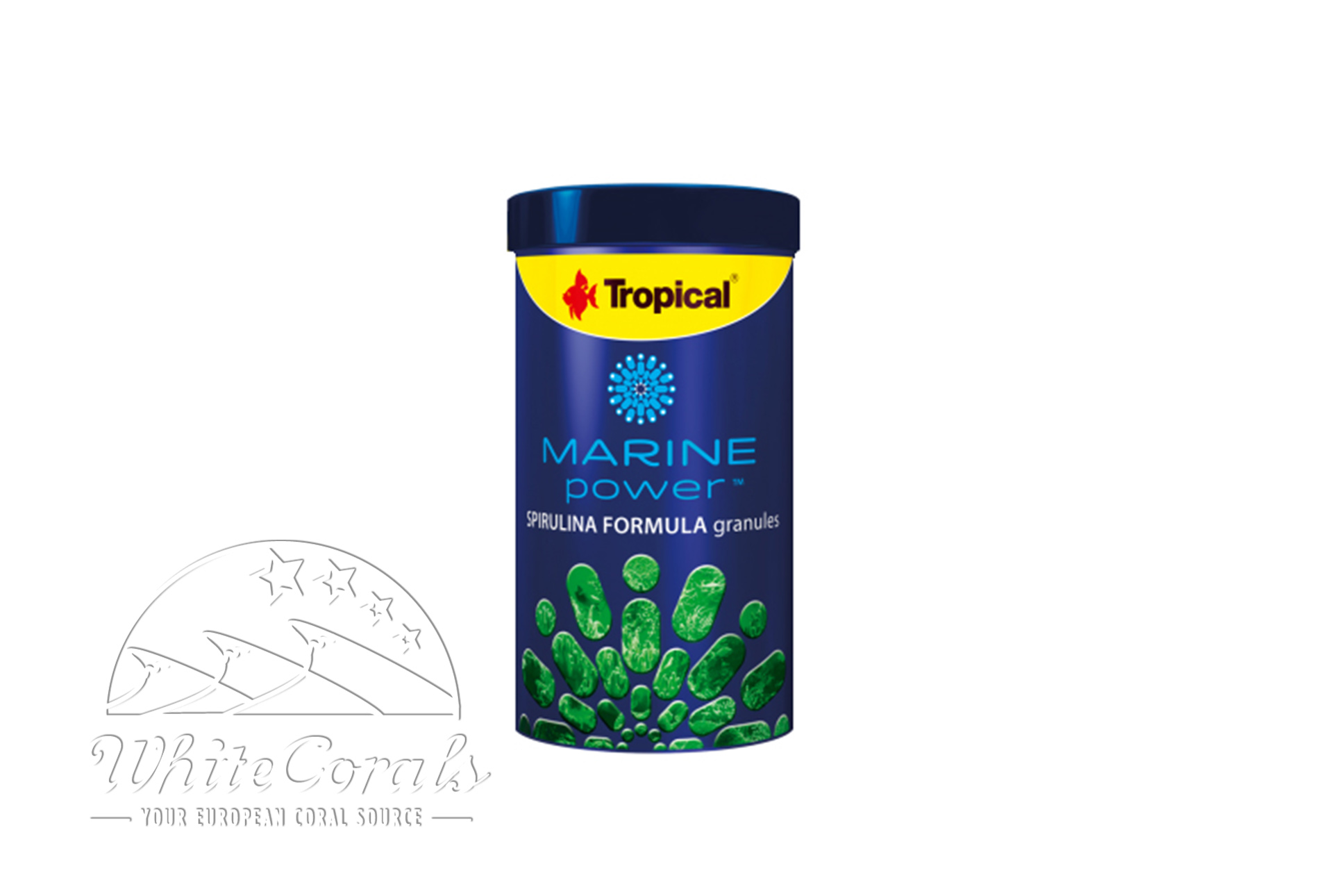 Tropical Marine Power Spirulina Formula Granules 250 ml