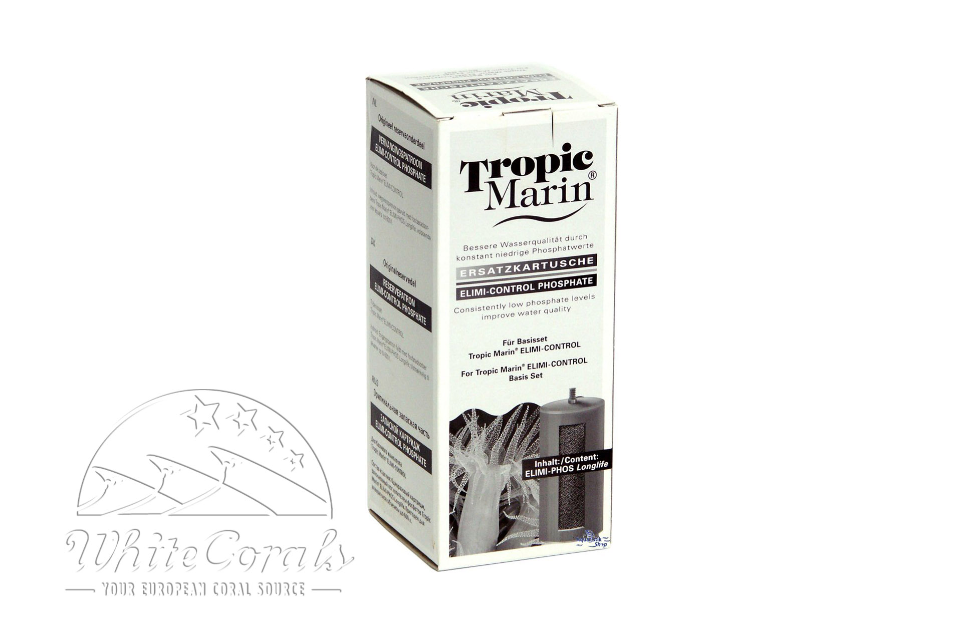 Tropic Marin ELIMI-CONTROL PHOSPHATE Replacement Cartridge